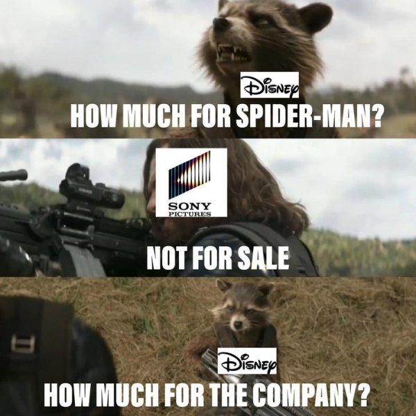 Funny Memes About Spider-Man Leaving The Marvel Universe (30 pics)
