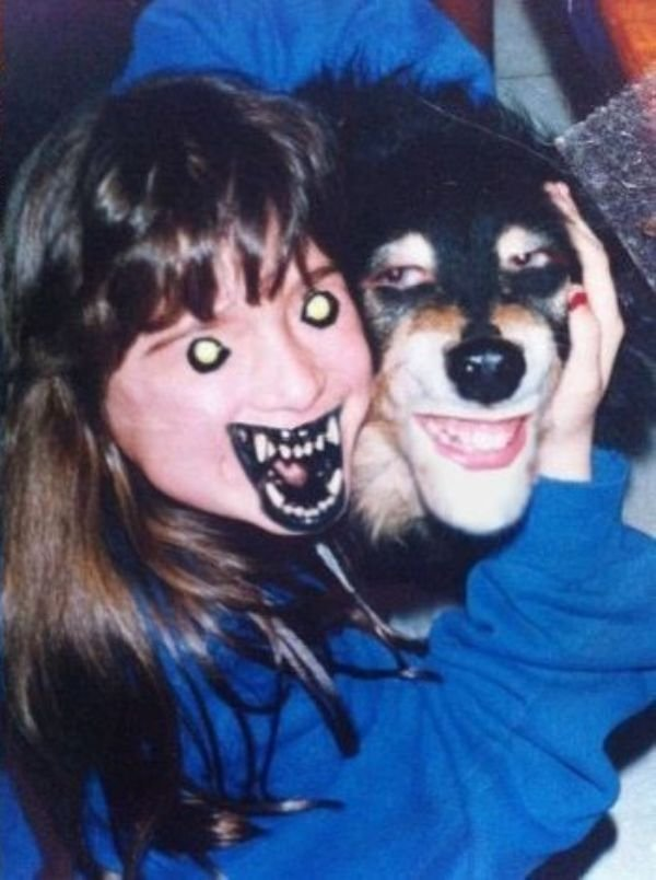 Kind Of Scary (25 pics)