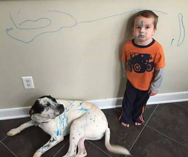 Parenting Is Real Challenge (23 pics)