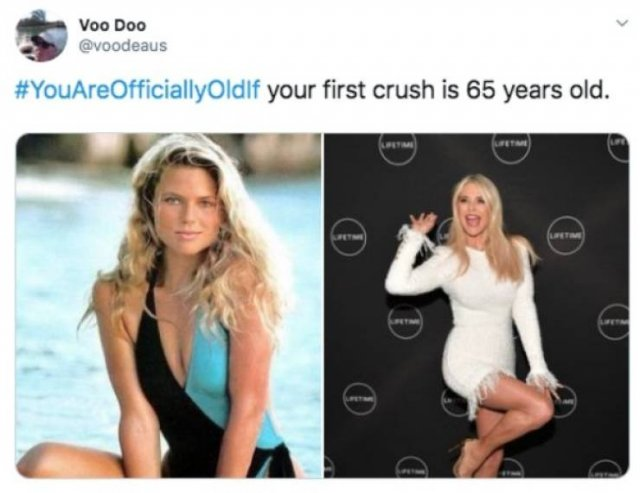 You Are Officially Old If (28 pics)