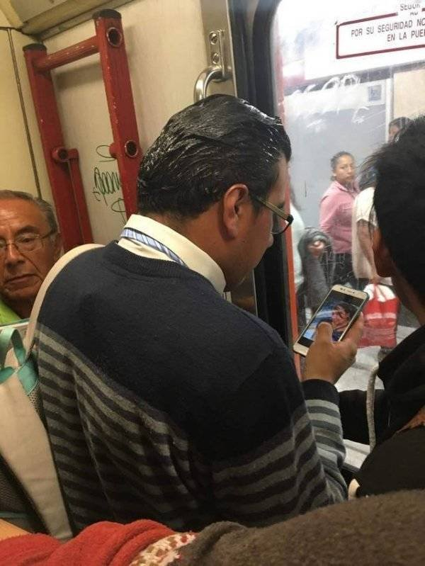 This Is Why We Love To Ride Subway (39 pics)