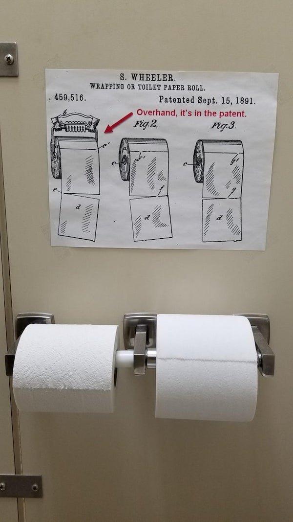 Passive Aggressive Bathroom Notes (29 pics)