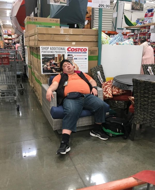 Welcome To Costco (31 pics)