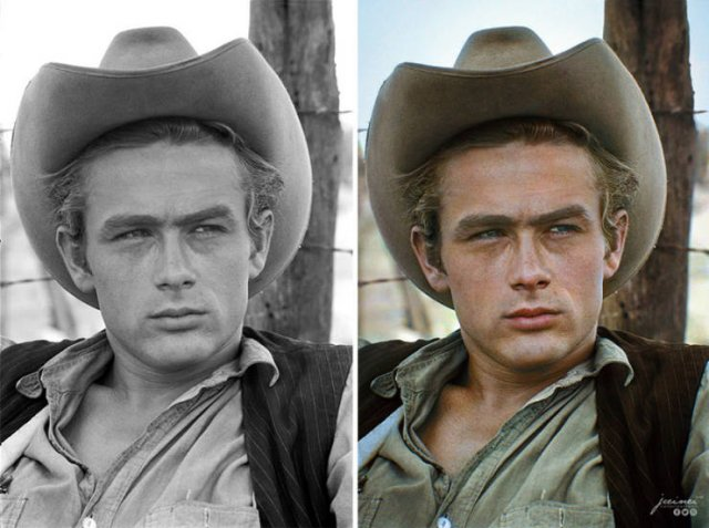 Colorized Black And White Historical Photos (40 pics)