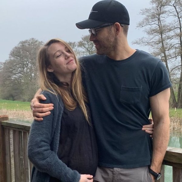 For Blake Lively's Birthday, Husband Ryan Reynolds Trolled Her By Posting Bad Pictures Of Her (17 pics)