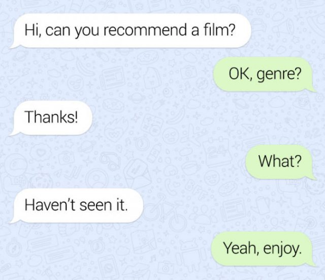 Funny Replies (15 pics)