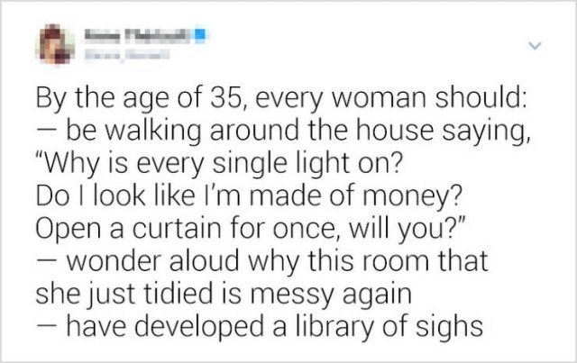 By The Age Of 35, Every Woman… (15 pics)