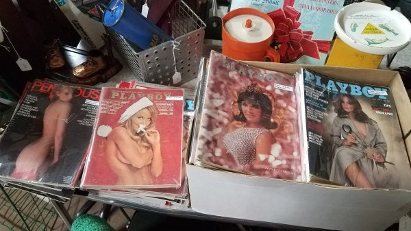 Thrift Shops Are Weird Places (39 pics)