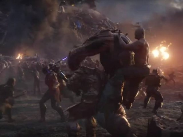 """Avengers: Endgame"" With And Without CGI And Visual Effects (20 pics)"