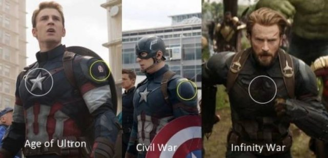 What You Could Miss In Marvel Movies (23 pics)