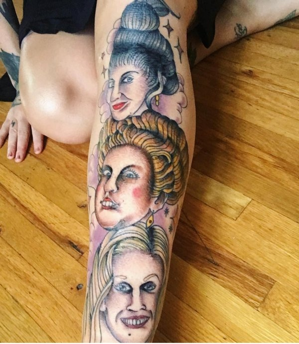 These Tattoos Are Different (37 pics)