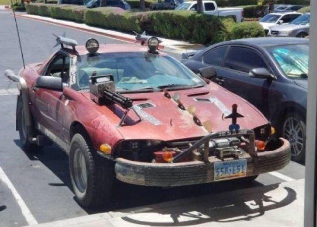 Crazy Cars (41 pics)