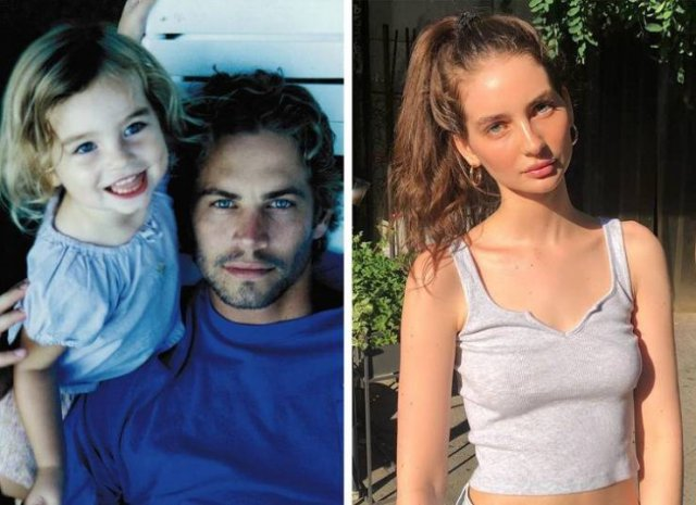 Celebrity Kids Who Are Already Grown Up (20 pics)