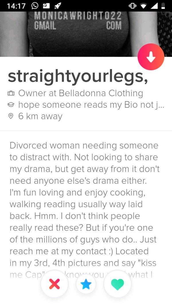 People On Tinder Have No Shame (30 pics)