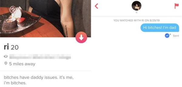 People On Tinder Have No Shame (30 pics)