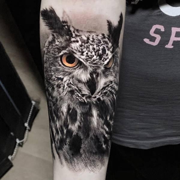 Realistic Tattoos (21 pics)