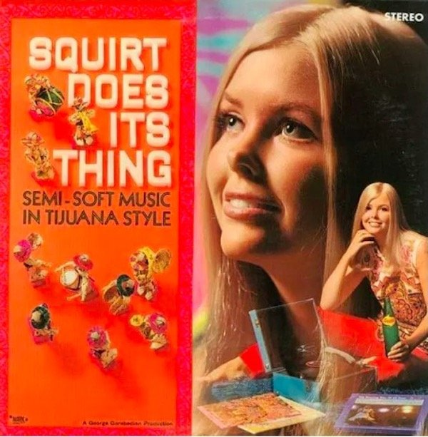 Funny WTF Album Covers (36 pics)