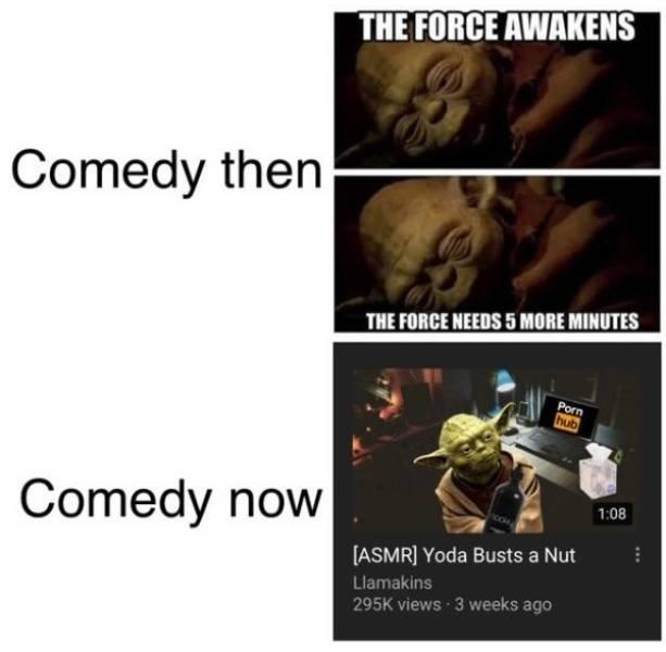 """""""Star Wars"""" Prequel Memes (35 pics)"""
