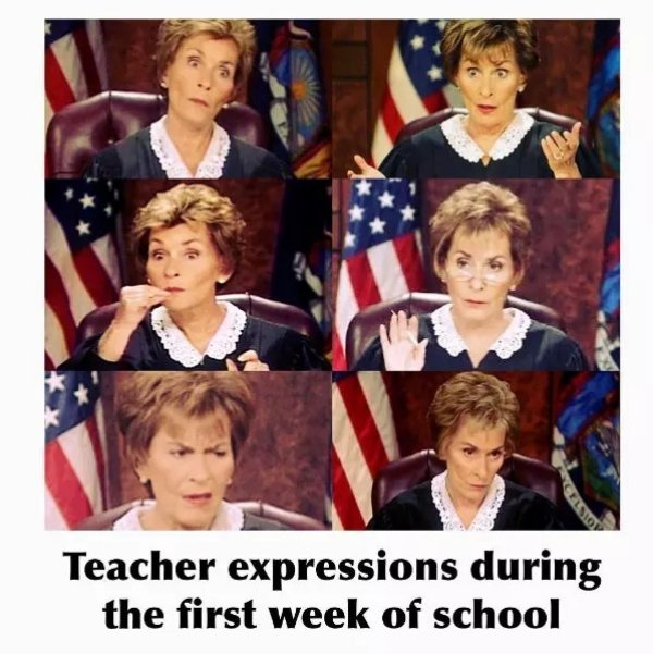 Teacher Memes About New School Year (25 pics)