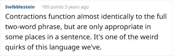 The English Language Can Be Strange (35 pics)