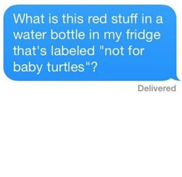 Hard-to-Explain Blackout Drunk Texts (34 pics)