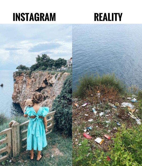 Instagram Vs Reality (25 pics)