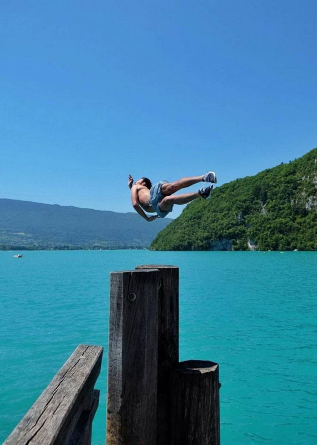 Perfectly Timed Photos (49 pics)