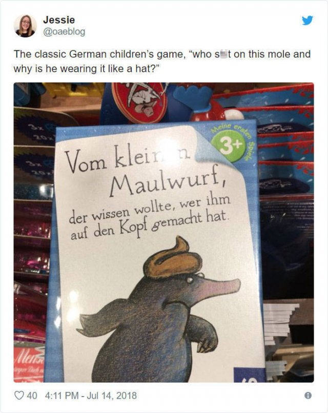 American Woman Finds Funny Stuff In Germany (42 pics)