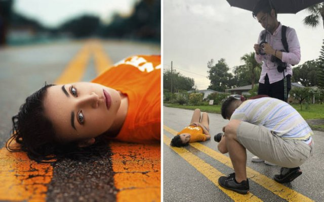 Photographer Geo Leon Shows How Perfect Photos Are Made (37 pics)