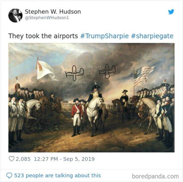 Sharpiegate Memes (32 pics)