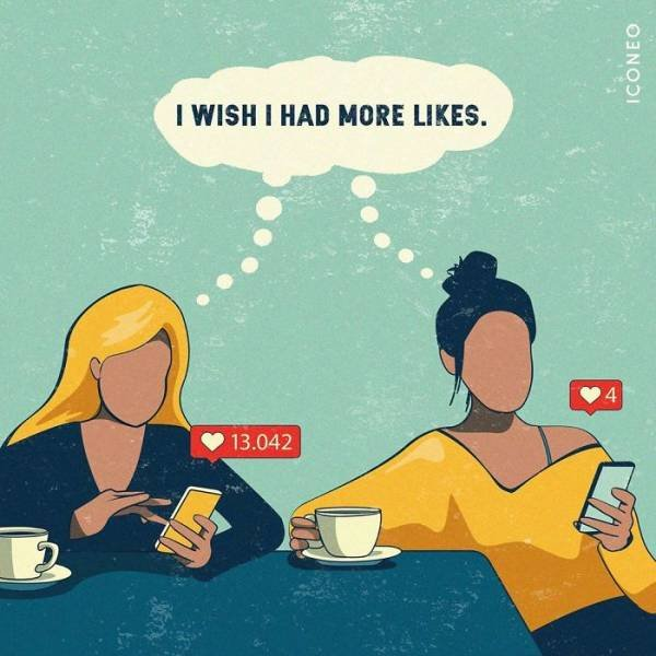 Brutally Honest Illustrations About Our World (30 pics)
