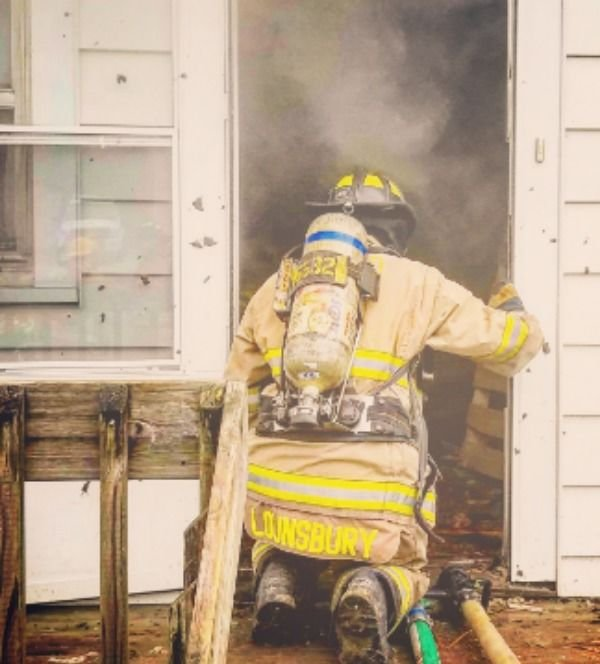 Brave Firefighters Are Always There To Help You (47 pics)