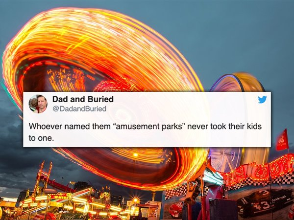 Parenting Tweets (25 pics)
