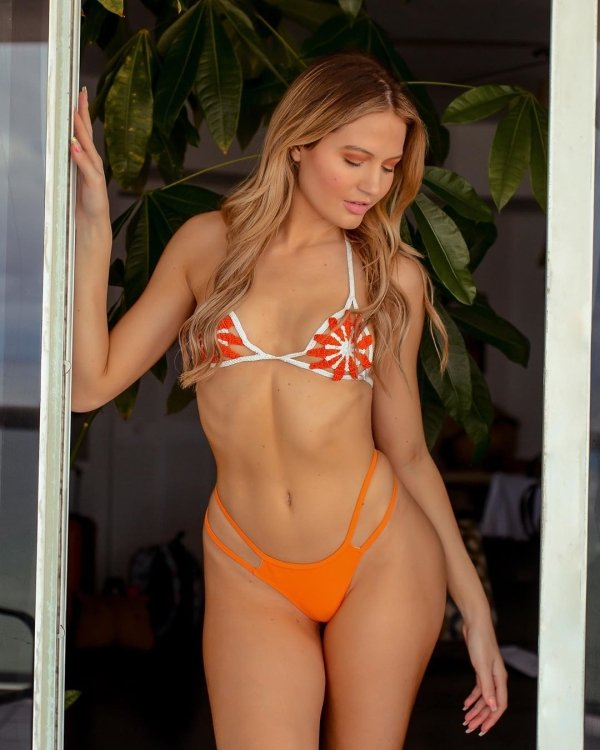 These Bikinis Are Too Small For These Girls (65 pics)