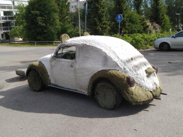 Strange Cars (54 pics)