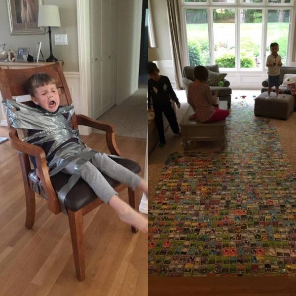 Siblings Are Like This (17 pics)
