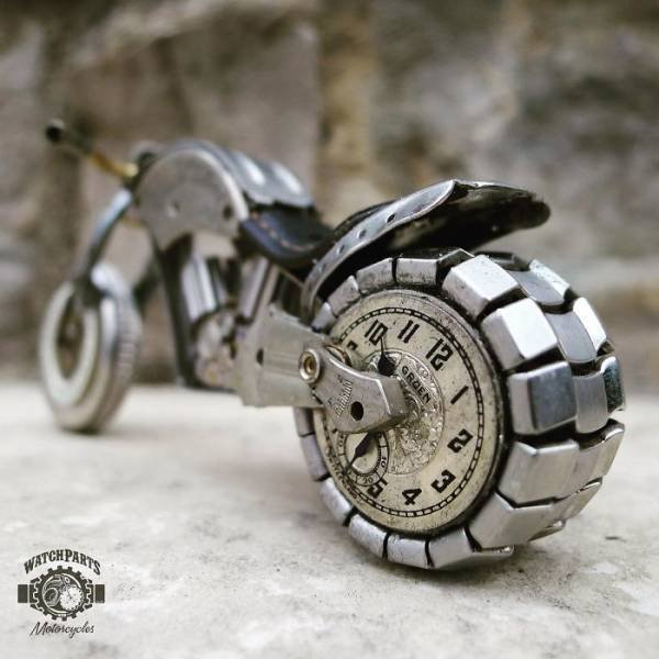 Old Watches Get A New Life (30 pics)