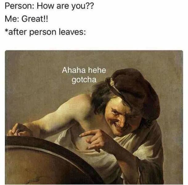 Depressive Memes (38 pics)