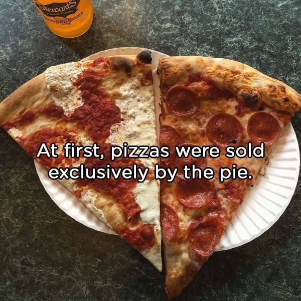 Pizza Facts (20 pics)