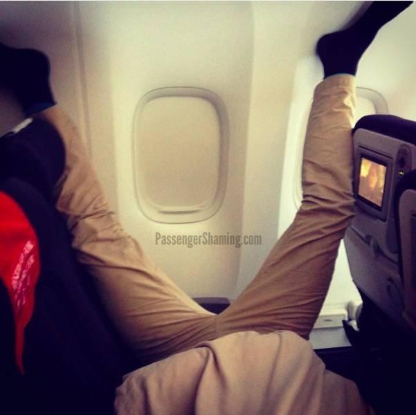 Passenger Shaming (21 pics)