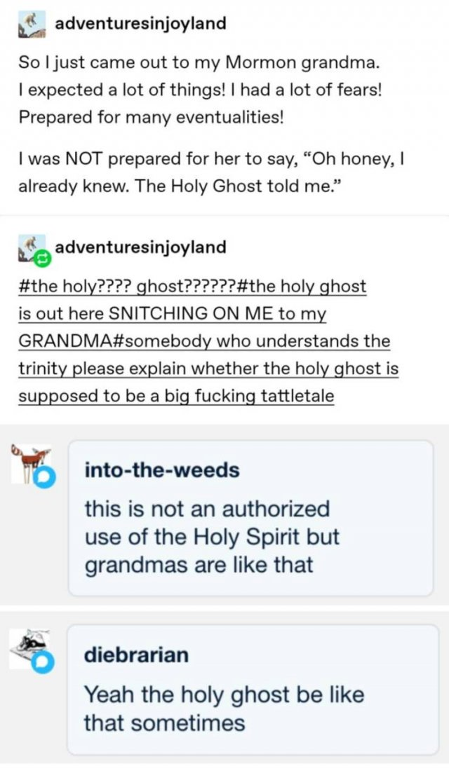 Even Tumblr Has Some Interesting Posts To Offer (20 pics)