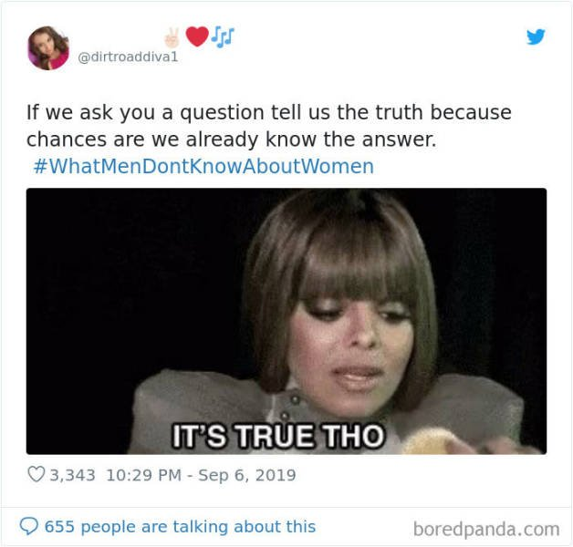 What Men Should Know About Women (34 pics)
