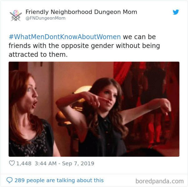 What Men Should Know About Women (34 pics)