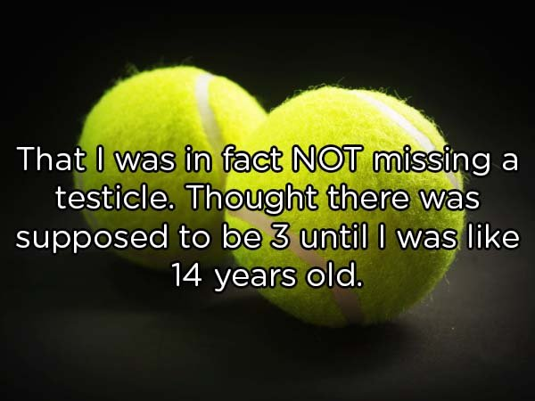 Things That People Figured Out Too Late (20 pics)