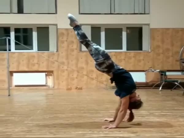 Reverse Planking