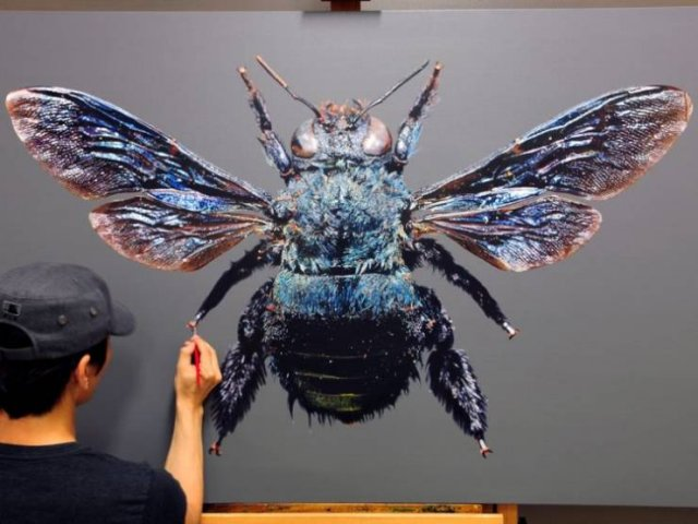 Hyperrealistic Paintings By Young-sung Kim (18 pics)