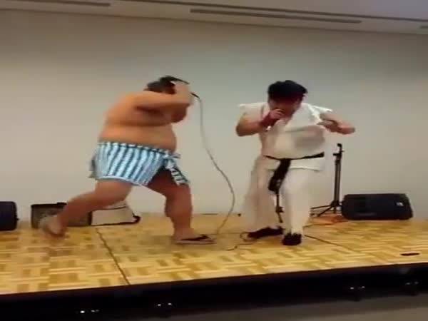'Street Fighter', But In Real Life