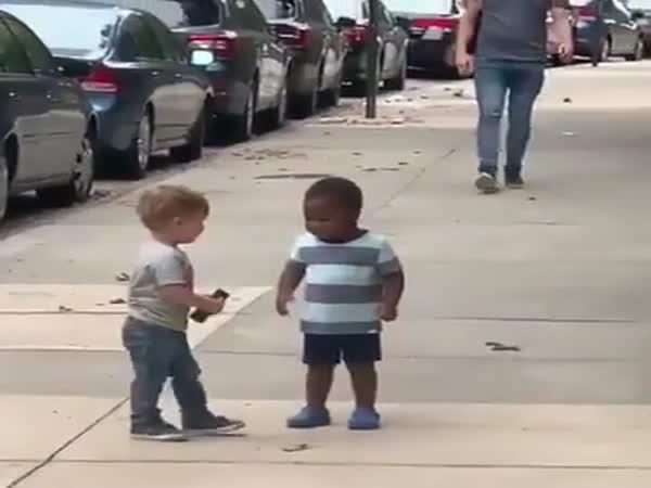 Come Here, Friend