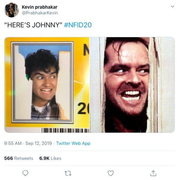 High School Students Dress Up As Pop Culture Icons For Their IDs (23 pics)
