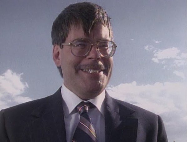 Stephen King As An Actor (19 pics)